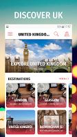 screenshot of ✈ Great Britain Travel Guide Offline
