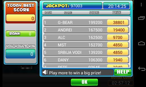 Classic 777 Fruit Slots -Vegas Casino Slot Machine apkdebit screenshots 5