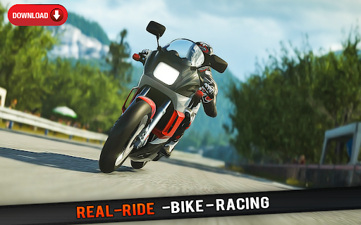 Mega Real Bike Racing Games - Free Games  screenshots 4