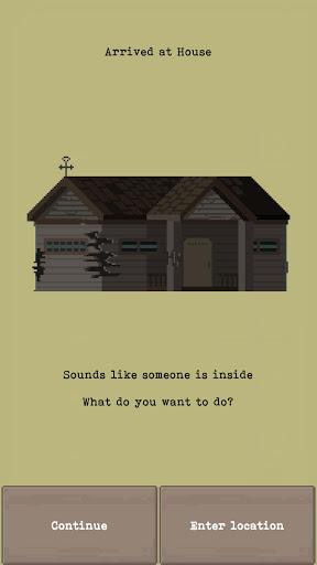 u2622 The Wanderer - Post-Apocalyptic RPG Survival  screenshots 4