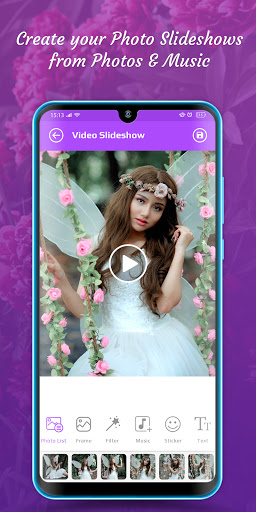 Video Slideshow Maker from Photo & Music modavailable screenshots 7