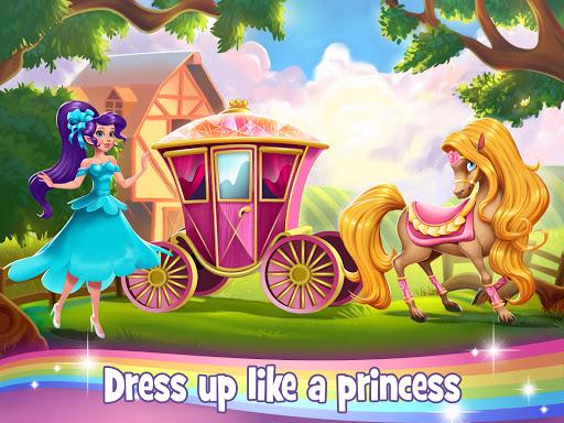 Tooth Fairy Horse - Caring Pony Beauty Adventure  Screenshots 8