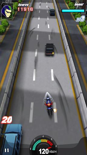 Racing Moto 3D screenshots 3