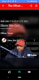 Officer Tatum Screenshot