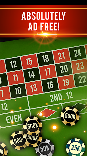Roulette VIP - Casino Vegas: Spin roulette wheel 1.0.31 screenshots 8