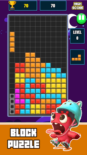 Block Puzzle Classic 1984 1.11 screenshots 2