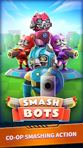 Smash Bots Hack Game Android & iOS 1