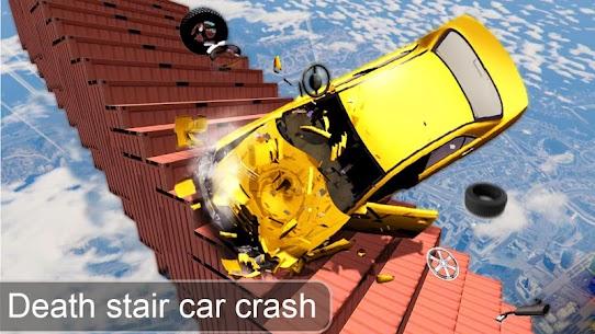 Ücretsiz Beam Drive Crash Death Stair Car Crash Accidents Güncel 2021** 3
