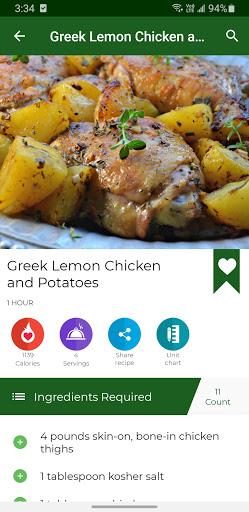 Kitchen Book : All Recipes  Screenshots 7