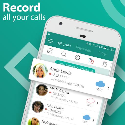 Call Recorder - Automatic Call Recorder Pro  screenshots 1