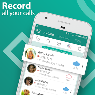 Call Recorder - Automatic Call Recorder Pro Screenshot