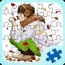 Japanese Anime Jigsaw Puzzles game apk icon