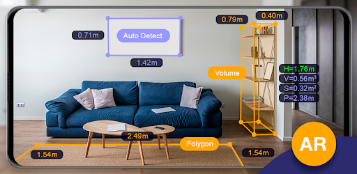 AR Ruler App – Tape Measure & Camera To Plan - Apps on Google Play