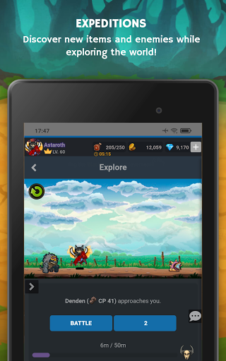 Mana Storia - Simple Browser MMORPG (Beta) 1.3 screenshots 23