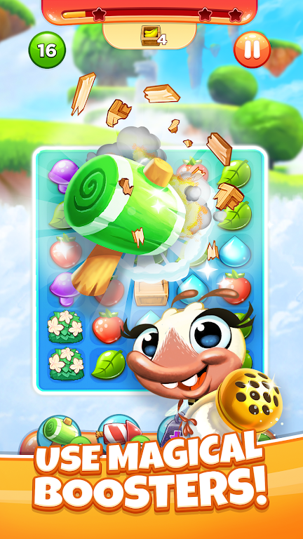 Best Fiends Stars - Free Puzzle Game poster 17