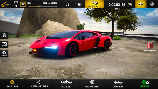 MR RACER : MULTIPLAYER PvP - Car Racing Game 2022 apkdebit screenshots 17