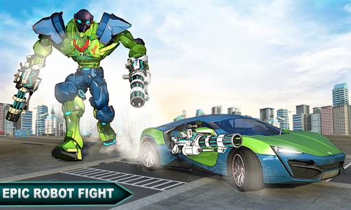 Incredible Monster Robot Hero Crime Shooting Game modavailable screenshots 3
