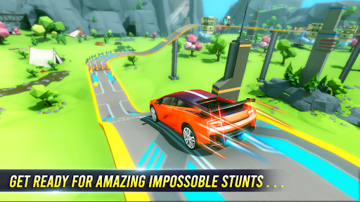 Mega Ramps - Galaxy Racer  screenshots 8