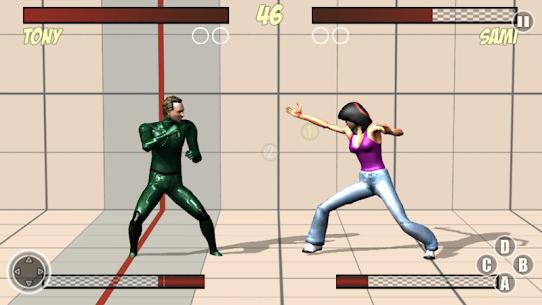 Taken 5 – Fighting Game 1