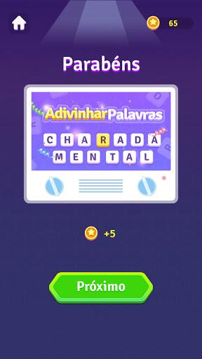 Adivinhar Palavras: Jogo de Charada, Brain Test  screenshots 5