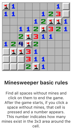 Minesweeper - Classic Game 1.1.16 screenshots 2