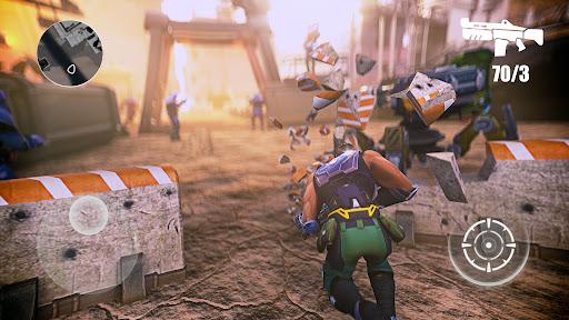 Télécharger Evolution 2: Jeux de guerre hors ligne APK MOD (Astuce) screenshots 4