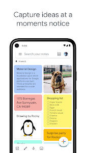 Google Keep - Notes and Lists 5.21.141.05 (Wear OS)