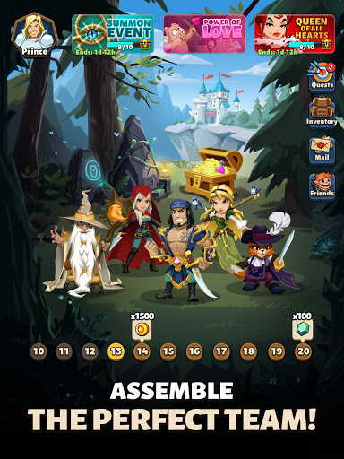 Fable Wars: Epic Puzzle RPG 0.24.0 screenshots 21