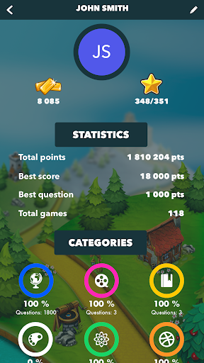 Trivial World Quiz Pursuit 1.6.4 Screenshots 6