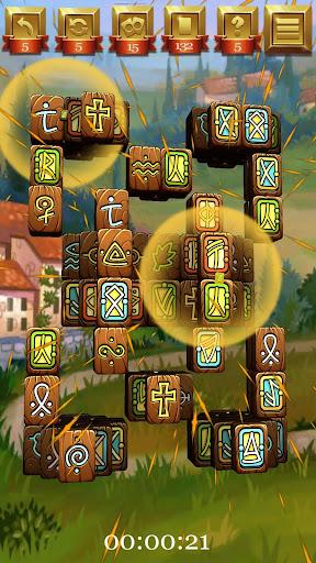 Doubleside Mahjong Rome 2.0 screenshots 6