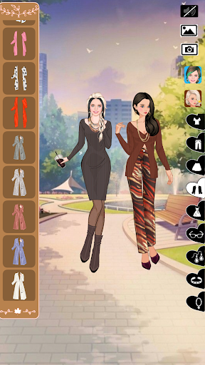 Autumn fashion game for girls 7.2 screenshots 5