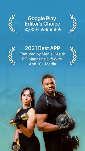 JEFIT Workout Tracker, Weight Lifting, Gym Log App 10.80 Screenshots 1