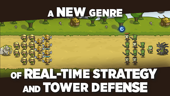 Tower Royale Stick Kingdom War Mod Apk 1.2 (Inexhaustible Currency) 4