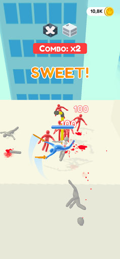 Jelly Fighter: Color candy & stickman games 0.7.0 screenshots 15