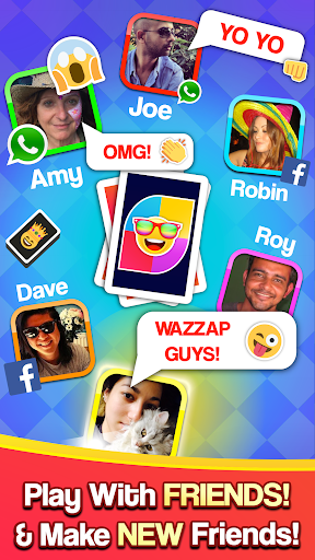 Card Party! Uno Online Games with Friends Family  screenshots 4