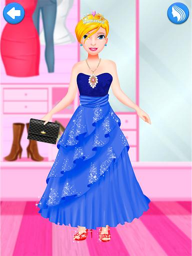 Princess Beauty Makeup Salon  screenshots 9