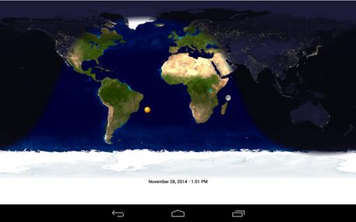 Day & Night Map 3.1 Screenshots 8
