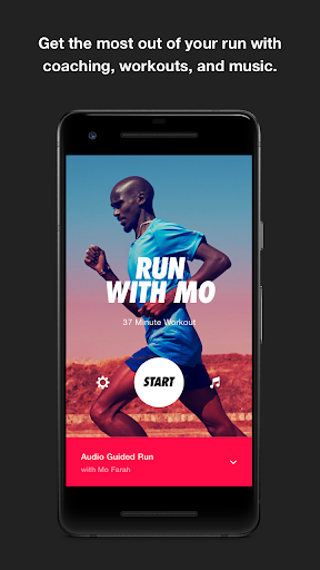 Nike Run Club screenshots 1