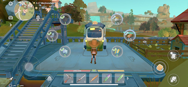 My Time at Portia APK Latest Version 2021** 1