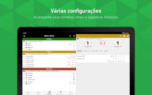 FlashScore Brasil 3.13.1 Screenshots 10