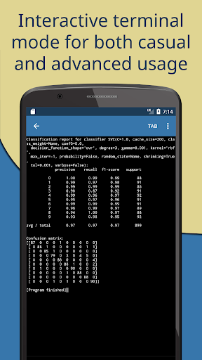 Pydroid 3 - IDE for Python 3 4.01_arm64 Screenshots 10