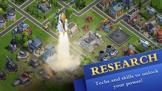 DomiNations Mod Apk (Unlimited Gold/Food/Oil) 4