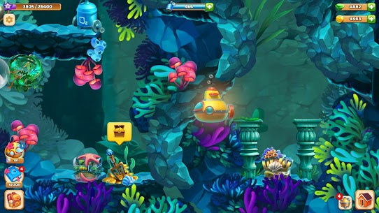 Funky Bay – Farm & Adventure game MOD APK 41.1.139 (Free Purchase) 15