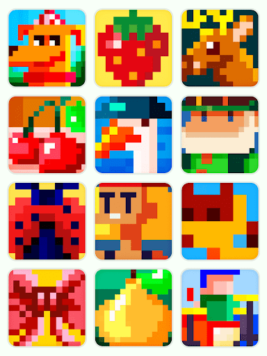 Logic Pixel - Picture puzzle 1.0.6 screenshots 9