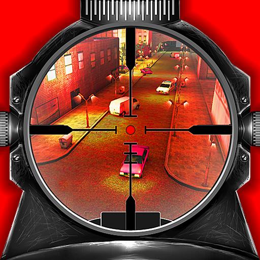 Sniper Shoot War Ops: City Shooting Wars