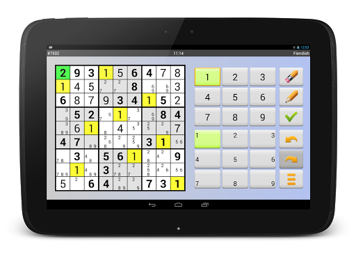 Sudoku 10'000 Free 8.2.1 screenshots 9