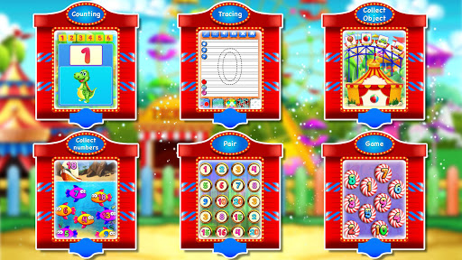 123 numbers : kids learning counting & tracing screenshot 2