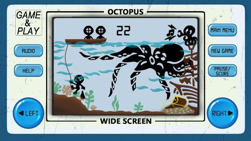 OCTOPUS 80s Arcade Games 1.1.8 screenshots 1