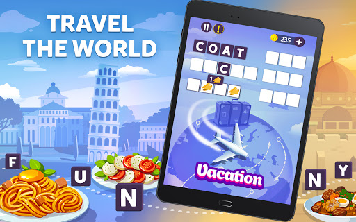 Wordelicious - Play Word Search Food Puzzle Game  screenshots 23