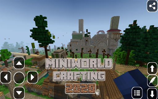 Mini World Block Craft Survival Building 2020  screenshots 2